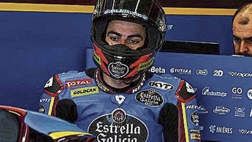 """Augusto: """"He recuperado el agarre y la velocidad que me faltaba"""""""