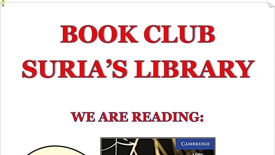 Book Club Suria's Library