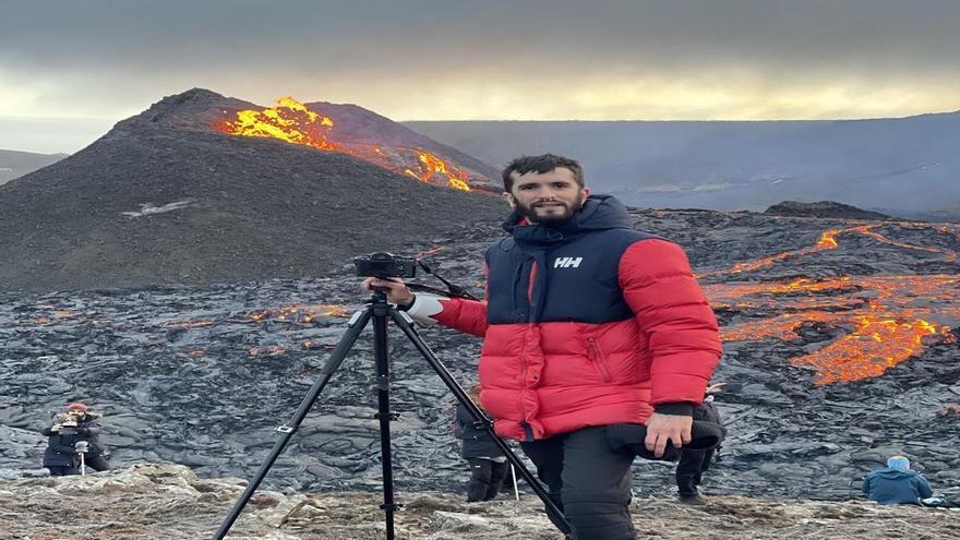 National Geographic reconoce el trabajo y la pasión de un fotógrafo murciano