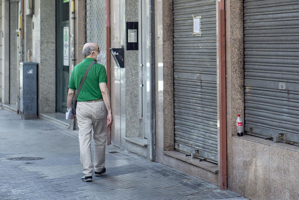 Locales cerrados en la ciudad de Ourense por un brote social