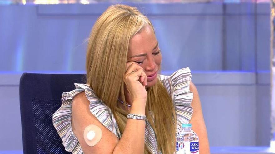 Convulsión en el mundo de Sálvame en Telecinco: Belén Esteban, ante el juez