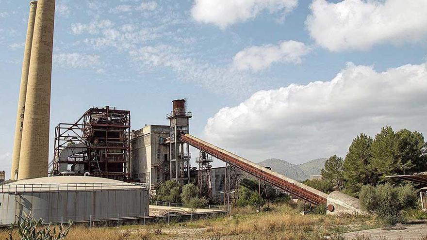 Eine Industrieruine in bester Lage auf Mallorca