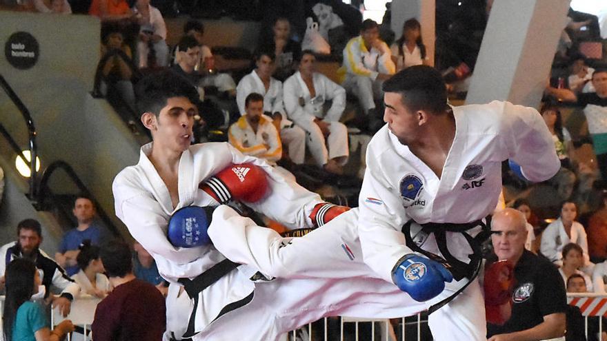 Málaga acoge el Taekwon-Do ITF este fin de semana