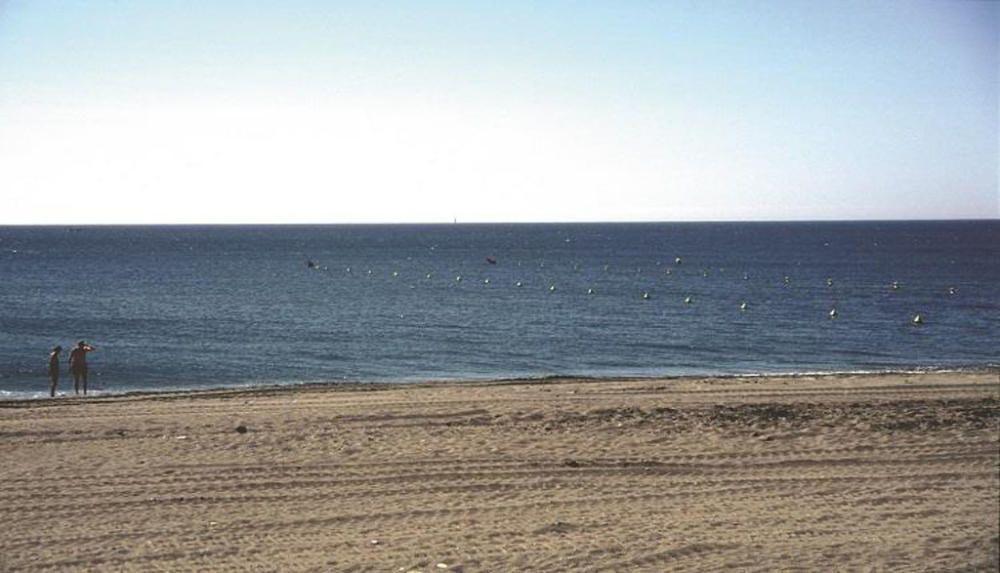 Playa Ancha, la playa de Casares distinguida con la Bandera Azul