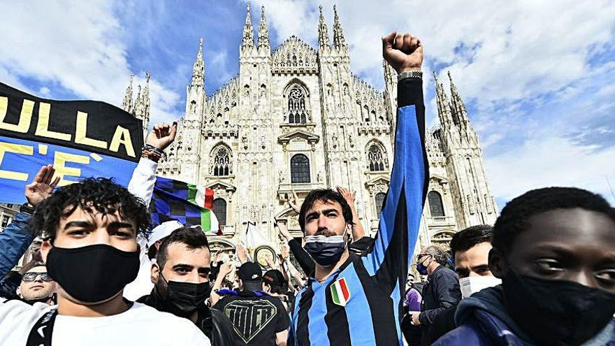 L'Inter es proclama campió de la Serie A