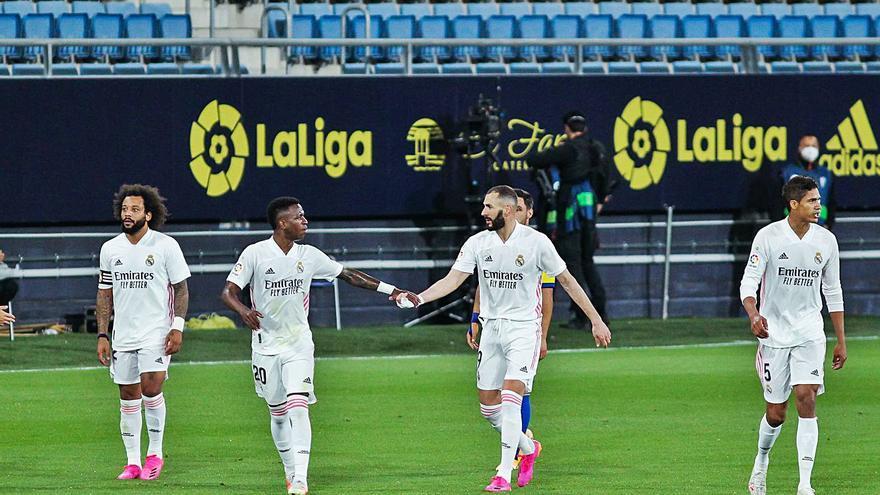 El Real Madrid vive un día tranquilo