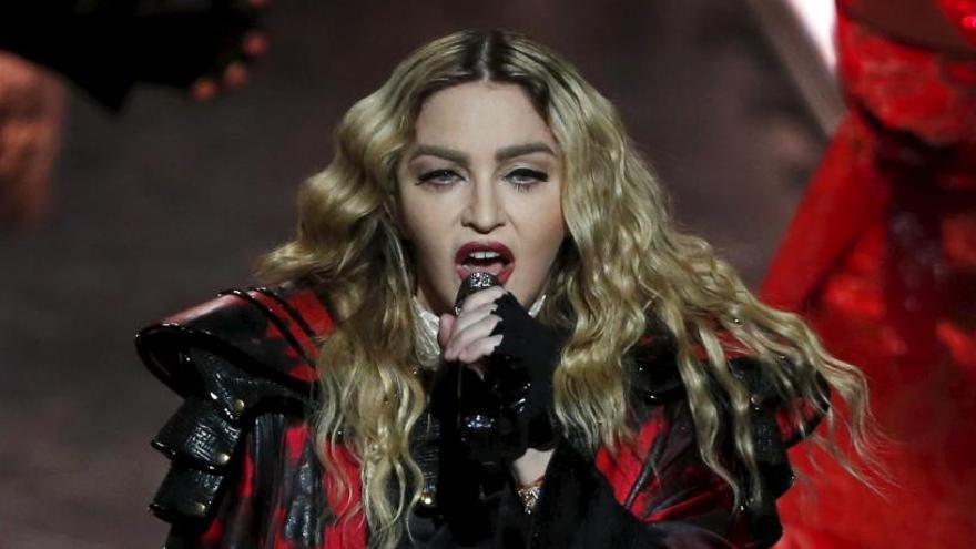 ¿Qué trama Madonna?
