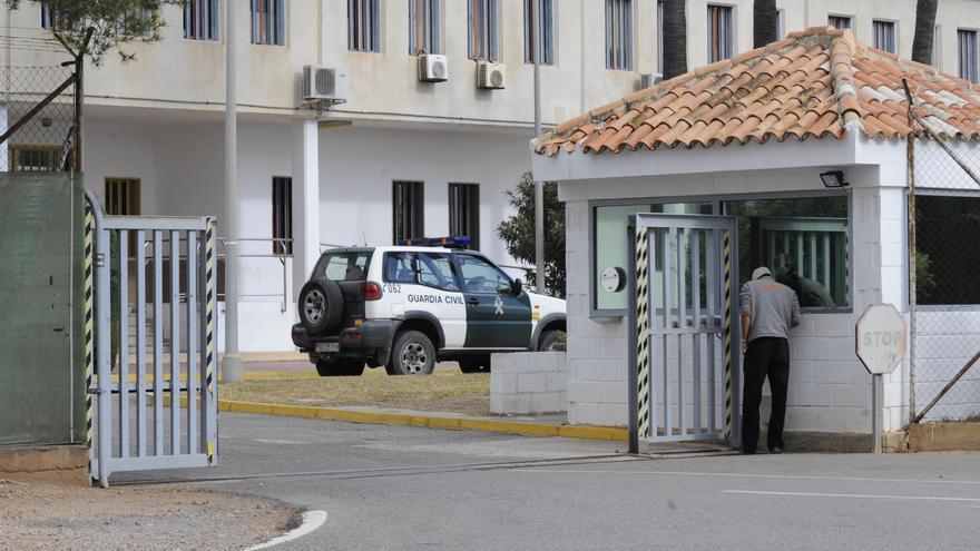 Castellón alberga a dos de los diez presos etarras lejos del País Vasco
