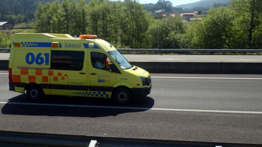 Triste balance en las carreteras gallegas este fin de semana con 37 accidentes y dos fallecidos
