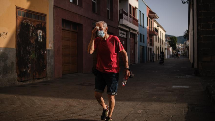 Canarias registra 106 casos de Covid este viernes