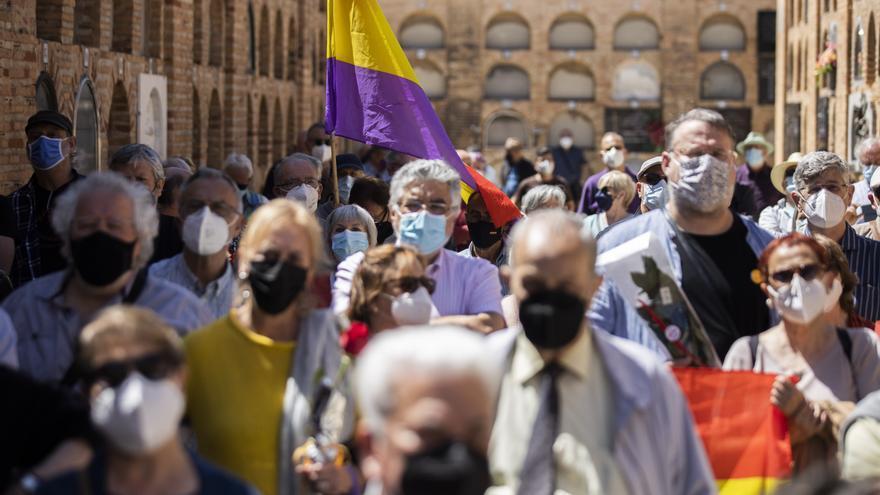 València recuerda al rector Peset 80 años después de su fusilamiento
