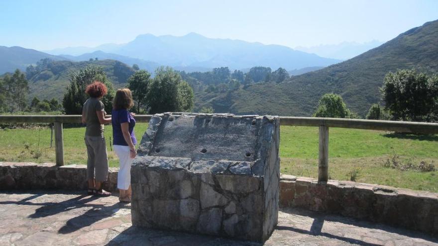 Asturias a vista de mirador