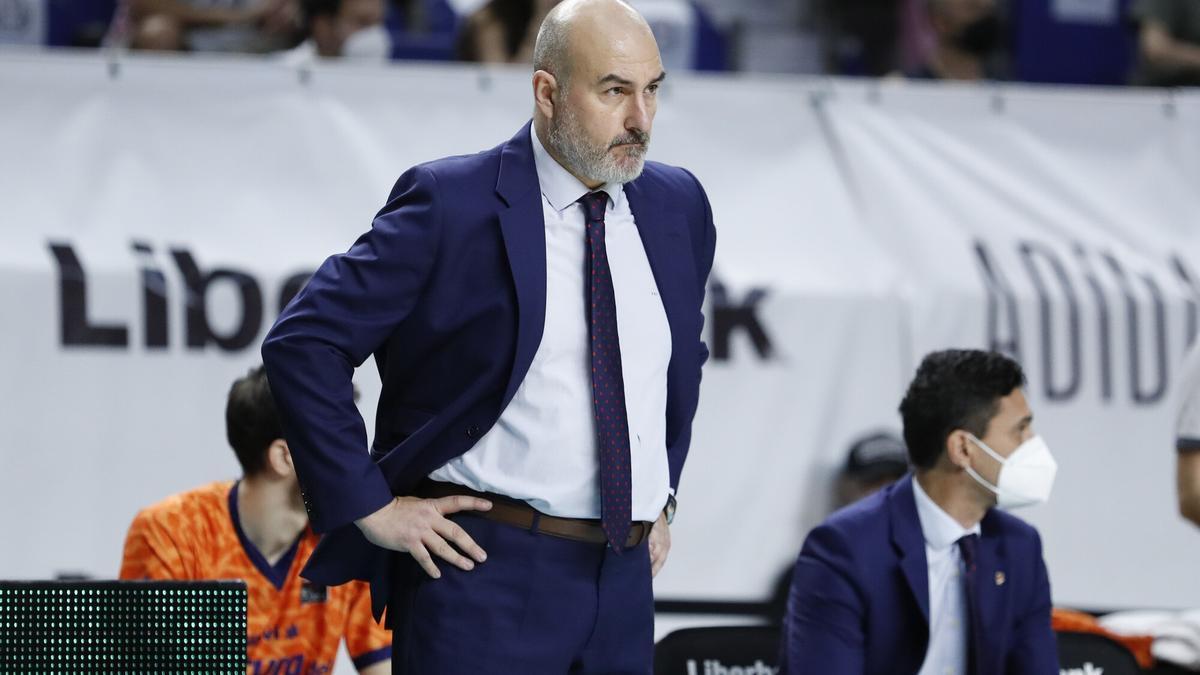 Jaume Ponsarnau sembla que es convertirà en el nou entrenador del Casademont