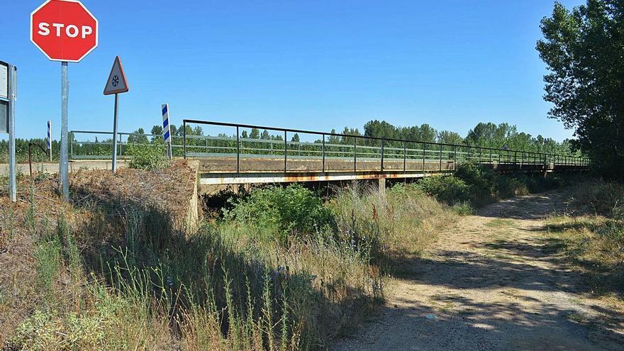 La reforma del puente de Fresno, ya en marcha, costará más de dos millones