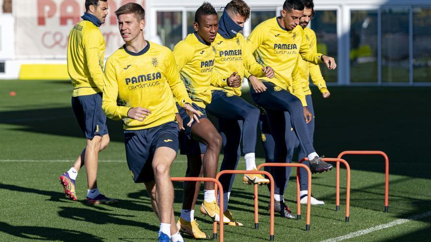 Cinco internacionales del Villarreal, por el 'planeta fútbol'