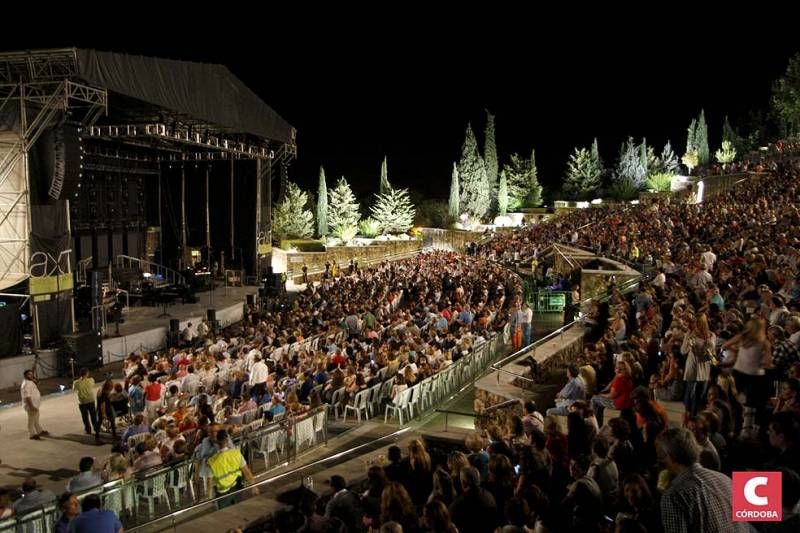 La gran noche de Raphael en Córdoba