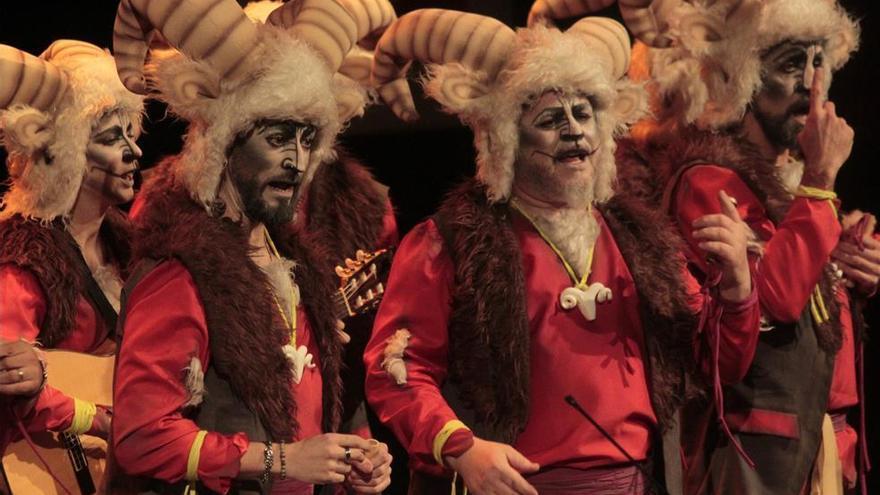 Segunda semifinal del Concurso de Agrupaciones Carnavalescas de Córdoba: Cañete huele a primero
