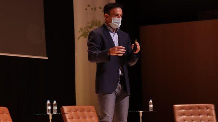 """Enrique Selva (IM2-Pamesa): """"El reto es generar energía solar 24 horas en las fábricas"""""""