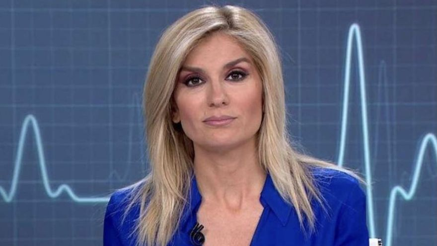 """Sandra Golpe se pronuncia tras un sonado error en 'Antena 3 Noticias': """"Os pido disculpas"""""""