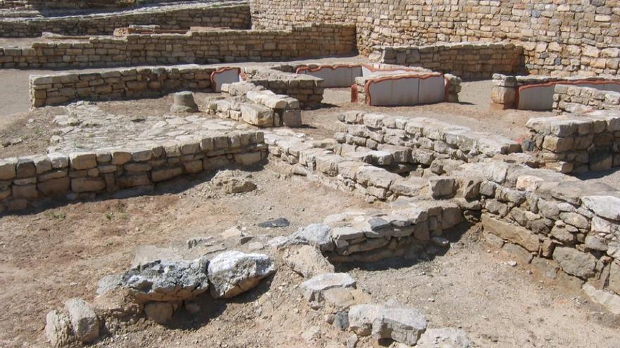 El Gobierno aragonés impulsa nuevos trabajos arqueológicos en el yacimiento de 'Lepida Celsa'