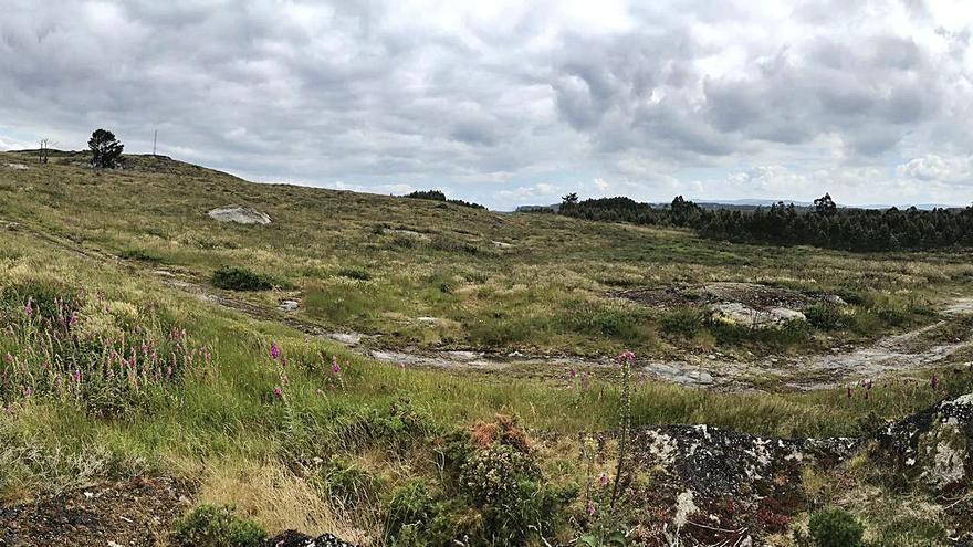 El arqueólogo de Monte do Gato confirma la existencia de una fortificación altomedieval
