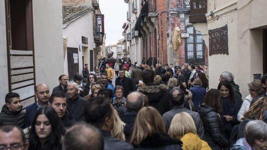 Semana Santa en Zamora | La Policía atiende cerca de 600 avisos en los últimos días