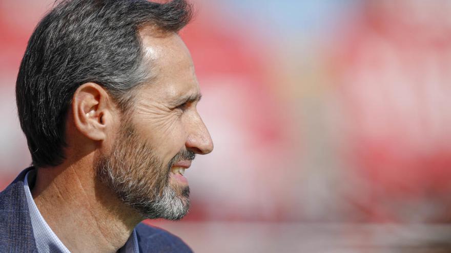 """Vicente Moreno quiere """"ganar todo"""""""
