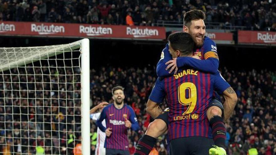 Copa del Rey: Los goles del Barcelona-Sevilla (6-1)