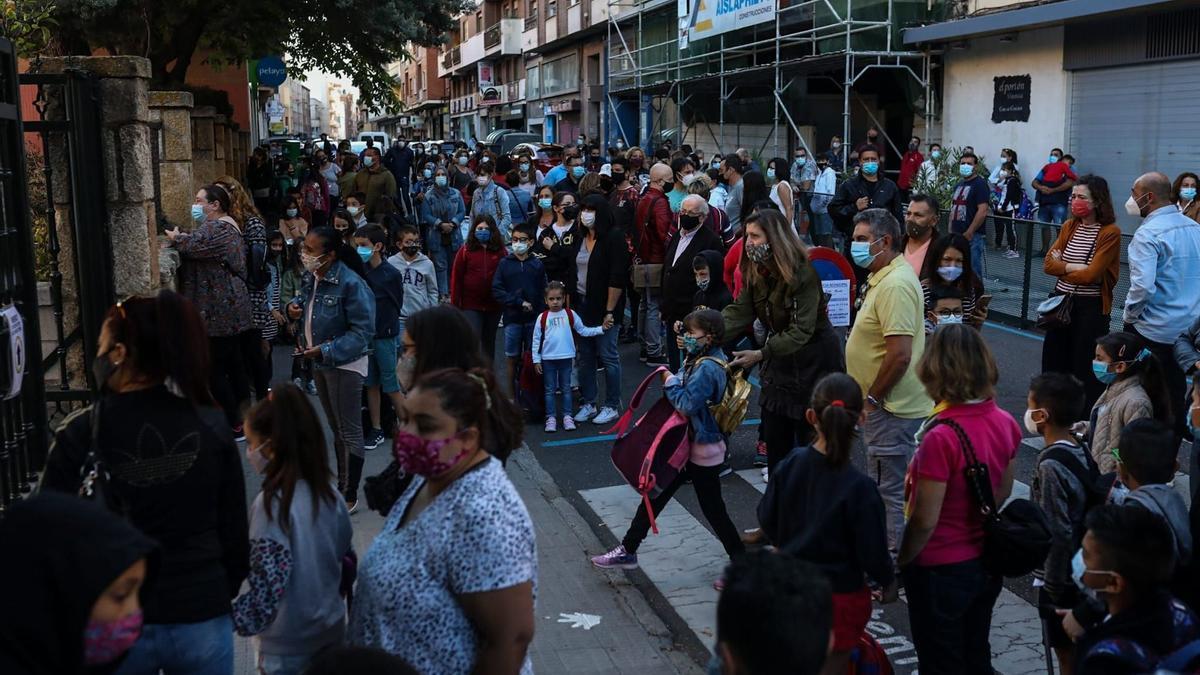 La vuelta al colegio en Zamora