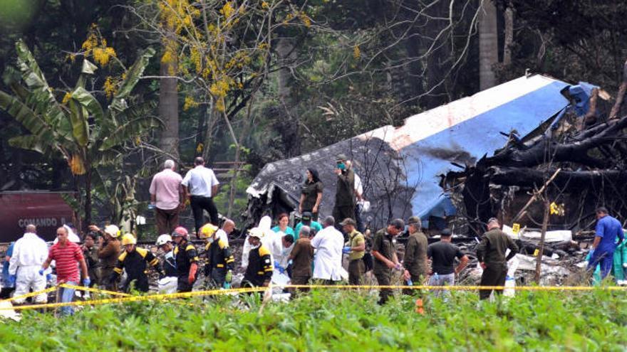Uno de los fallecidos en el accidente de La Habana tenía nacionalidad española