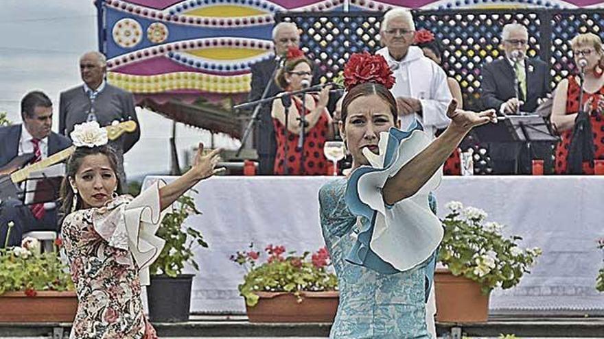 Solicitan permiso para una Feria de Abril más reducida en Son Rossinyol