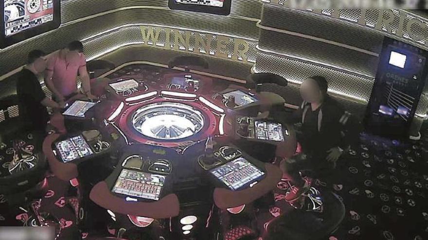 Festnahme: Betrüger prellen Spielhallen auf Mallorca um halbe Million Euro
