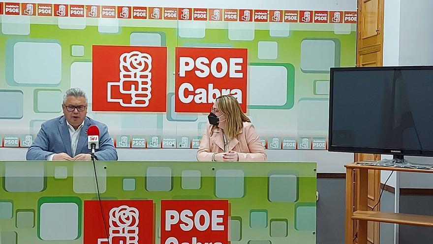 El PSOE de Cabra destaca la inversión de la Diputación