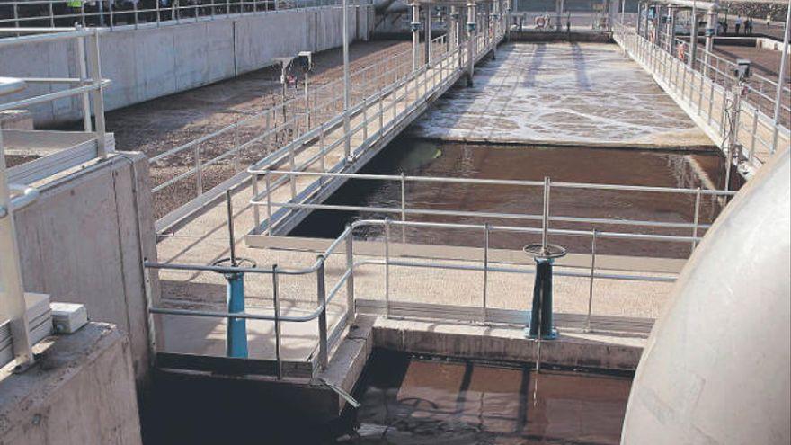 Adjudicadas las obras de depuración de aguas en Granadilla
