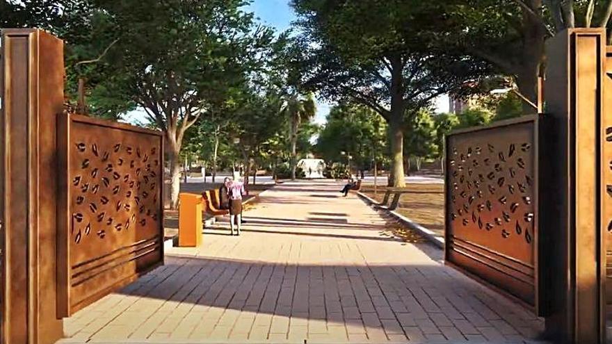 El nuevo parque infantil pone en pie de guerra a los vecinos del Malecón