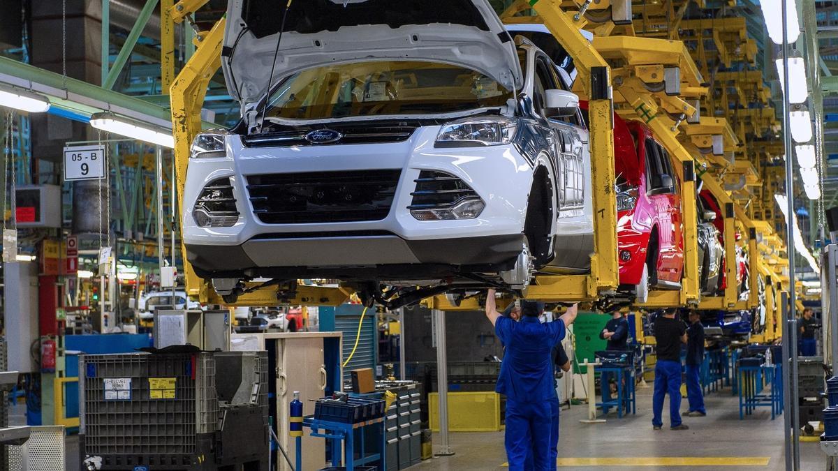 Factoría Ford en Almussafes