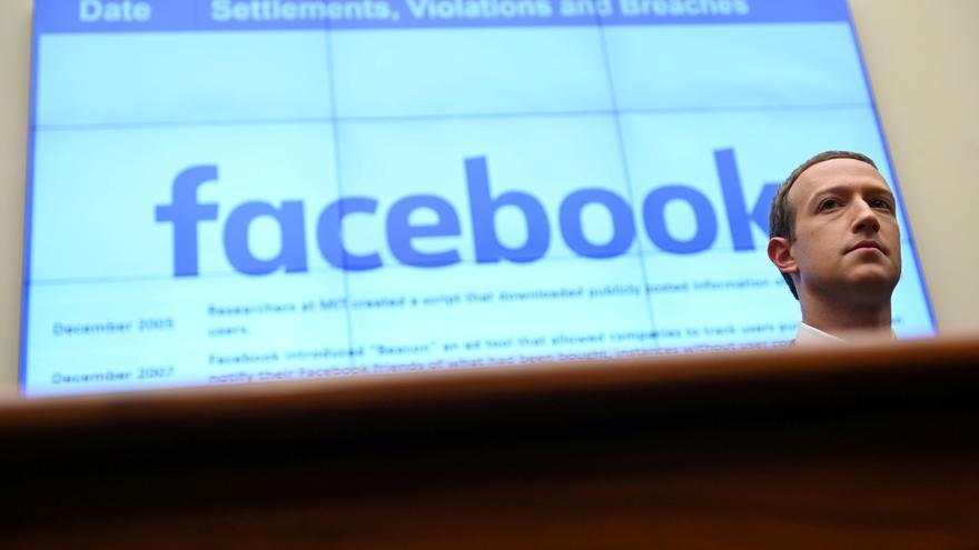 Zuckerberg desvela el nuevo nombre de Facebook