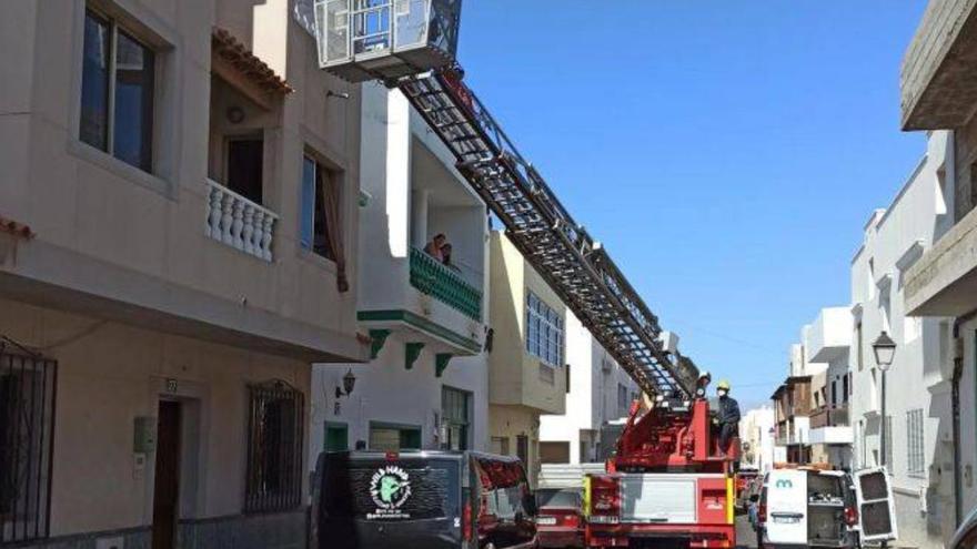 Encuentran en Lanzarote el cuerpo de un hombre que llevaba varios días muerto en su domicilio