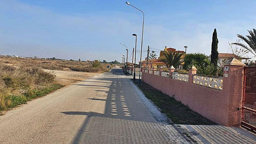 El Ayuntamiento de San Vicente redactará un proyecto para evitar inundaciones en Los Girasoles