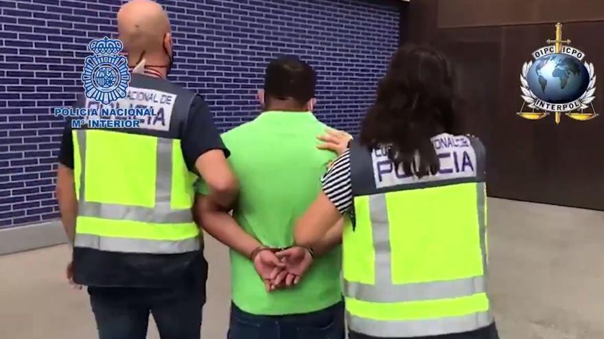 Detenido en Barcelona un fugitivo de Ecuador acusado de violar a una menor y dejarla embarazada
