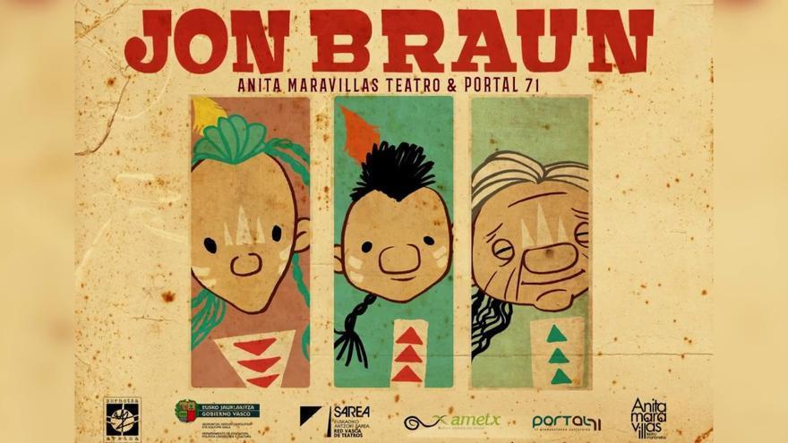 """Ocio infantil en Vigo: """"Jon Braun"""""""