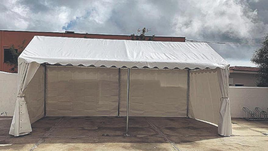El Ayuntamiento mejora la seguridad y amplía el complejo del CEIP Taibique