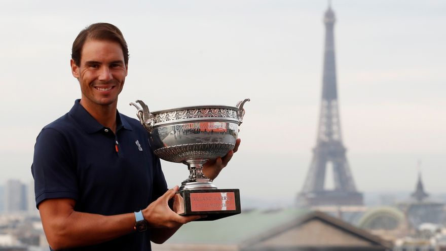 """Entrevista con Nadal tras su 20 Grand Slam: """"Tuve una sensación de casi perfección"""""""