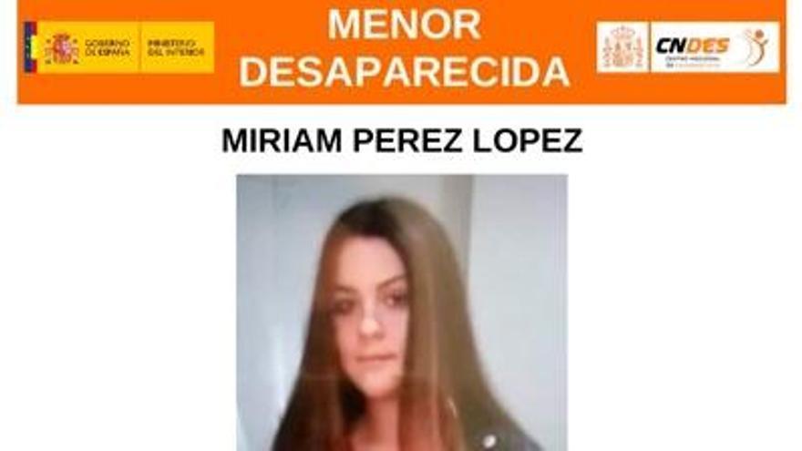 Buscan a una joven de 15 años desaparecida desde ayer en Jaén