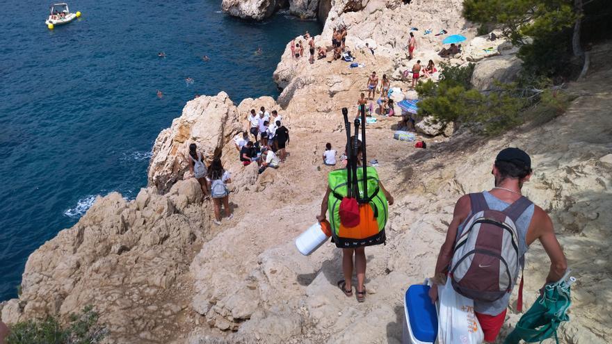 El alcalde de Xàbia pide reunirse con Mireia Mollà para abordar la masificación turística