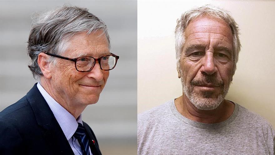 La relación de Bill Gates con Jeffrey Epstein, causa del divorcio de Melinda, según WSJ