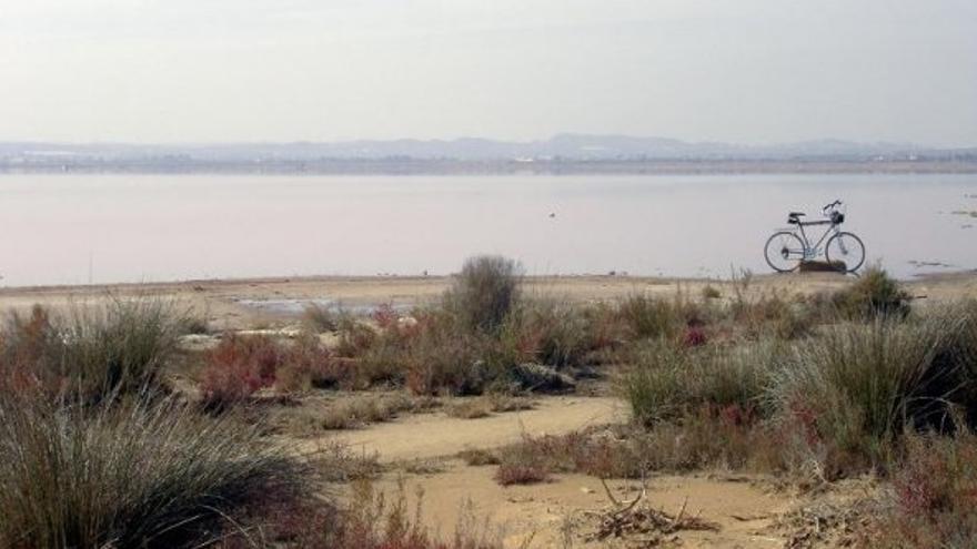 La Vía Verde de Las Salinas