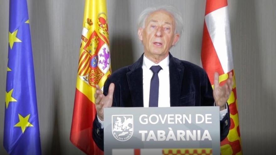 Bromas y críticas en las redes por la cobertura de TVE al 'presidente de Tabarnia'