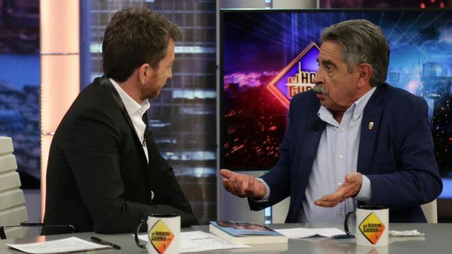 """Miguel Ángel Revilla: """"Si Asturias encuentra otra osa descarriada vuelvo a mandar a Furaco"""""""