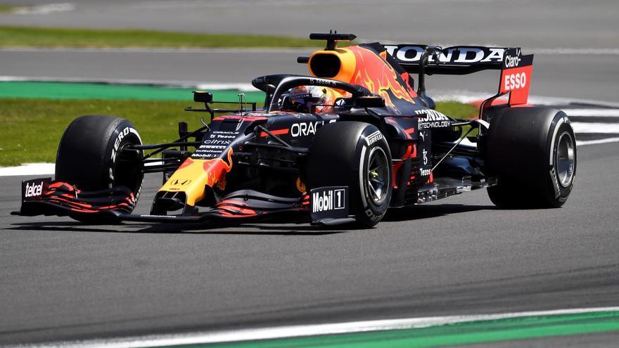 Verstappen guanya la primera classificació a l'esprint de la història